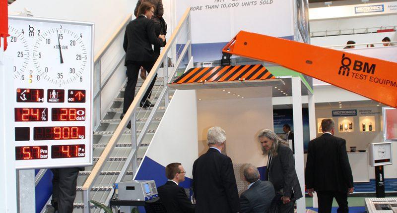 BM Autoteknik deltog i Automechanika 2012