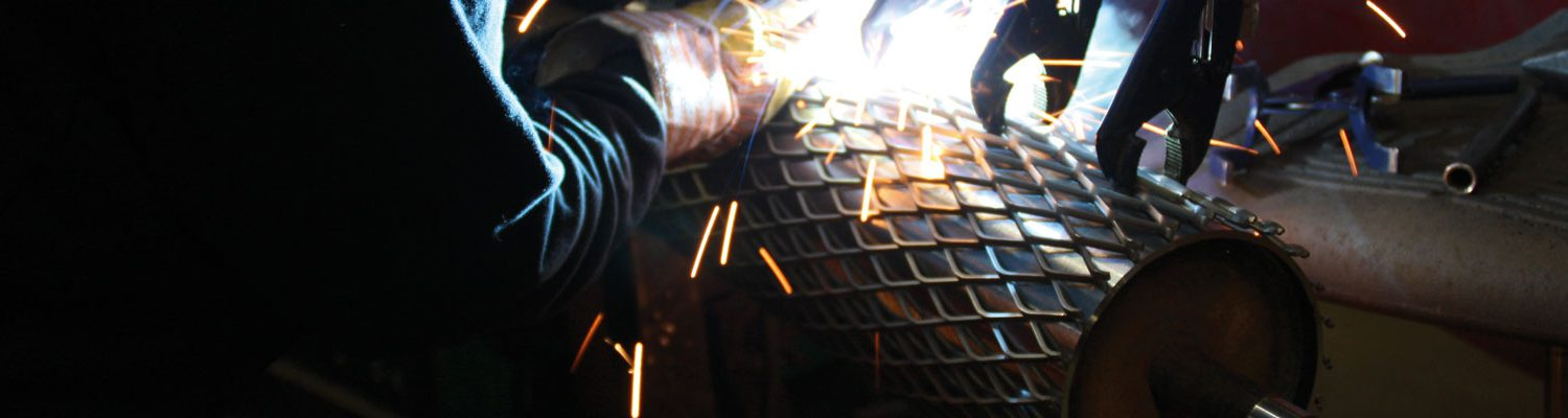 Welding in BM production