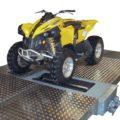 BM1010 roller brake tester with ATV
