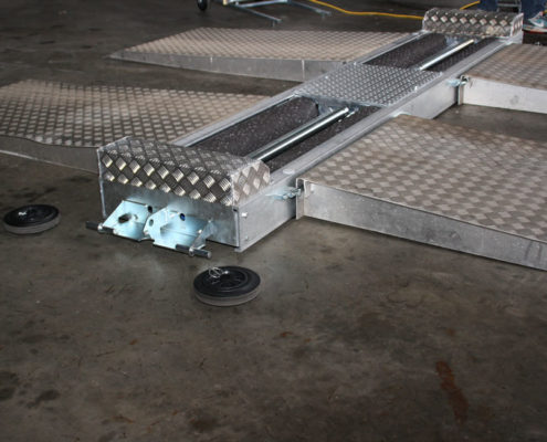 BM5010/BM5200 roller brake tester
