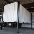 BM90 container lifting system