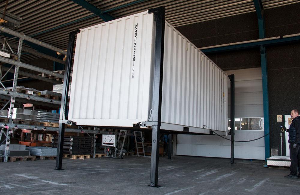 Bm90 Container Lifting System Bm Test Equipment