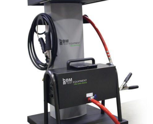 BM3201 kombineret 4-gas og røggastester