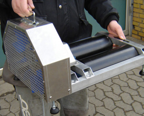 BM45 tacho tester roller set