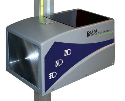 BM2100 Headlight tester