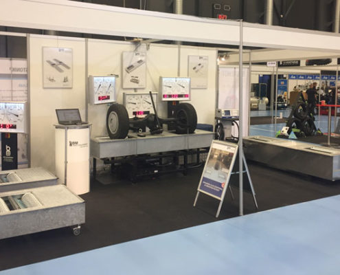 BM Autoteknik participated in the annual au2parts fair in Denmark