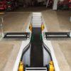 BM14200 bremseprøvestand med CLS type A og Everquip smøregrav
