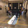 BM17200 roller brake tester in-ground over pit
