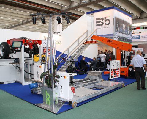 News & press: BM Autoteknik participating in Automechanika 2012