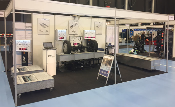 BM Autoteknik participated in the annual au2parts fair in Denmark